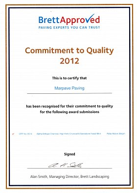 Continued Commitment to Quality