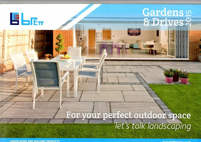 Brett Landscaping 2015 Brochure Download
